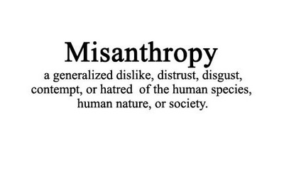 Misantropia, um veneno para o veganismo e a causa animal