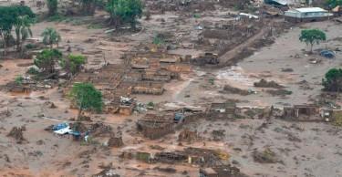 Crime ambiental em Mariana/MG, o epicentro da catástrofe que matou o Rio Doce