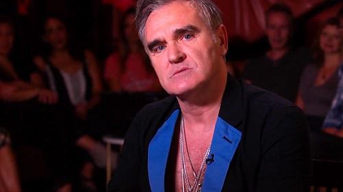 Morrissey, alguém que definitivamente não sabe defender os animais não humanos, nem respeitar seres humanos