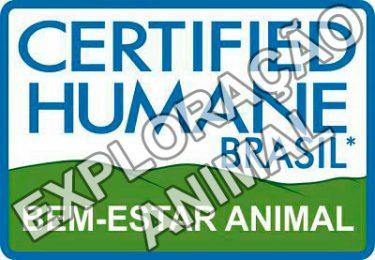 Bem estarismo = Exploração animal