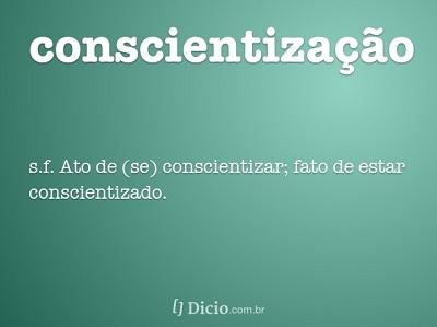 Conceito de conscientização