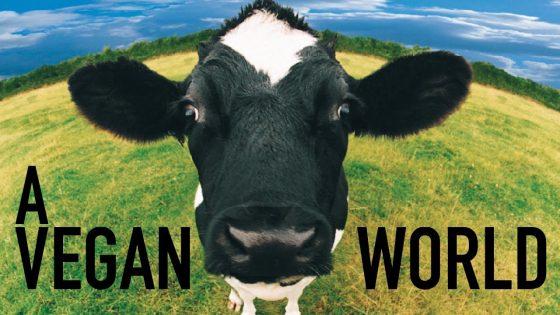 Um mundo vegano