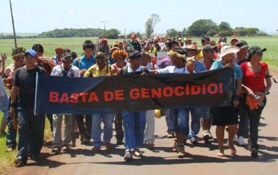 Genocídio indígena e pecuária