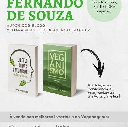 Livros sobre veganismo