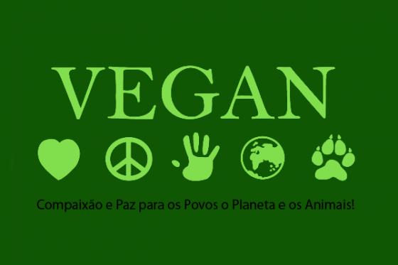 Veganismo, pelo bem de todos!
