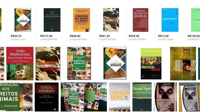 Livros sobre Direitos Animais