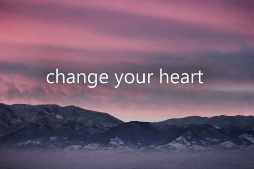 Mudança de coração
