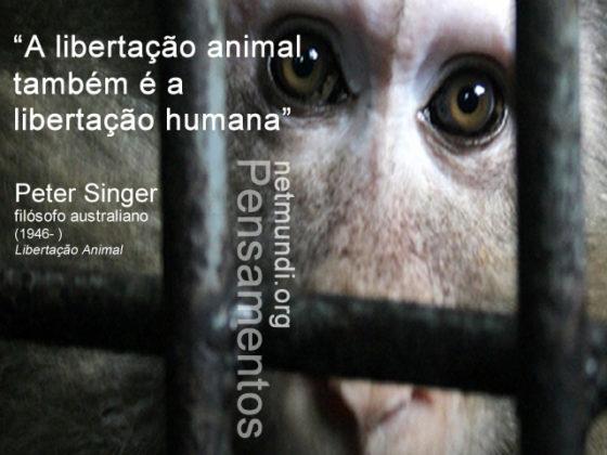 Libertação animal humana e não humana