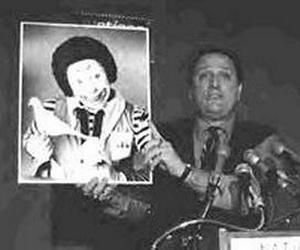 Geoffrey Giuliano, ex-Ronald McDonald