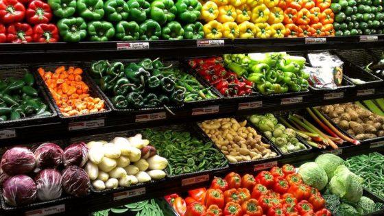 Vegetais, alimentos vegetarianos