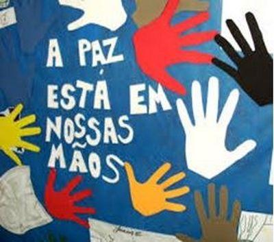 A paz está em nossas mãos