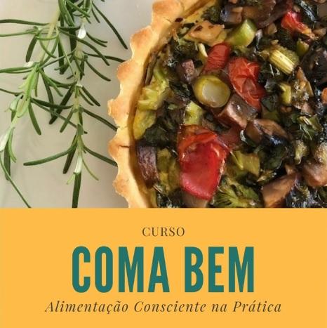 Curso Coma Bem: Alimentação Consciente na Prática