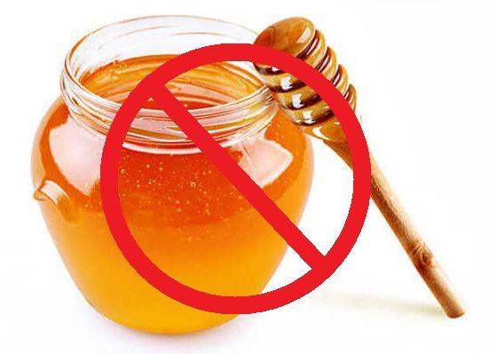 Diga não ao mel