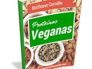E-book Proteínas Veganas