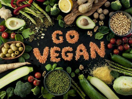 Veganismo, go vegan