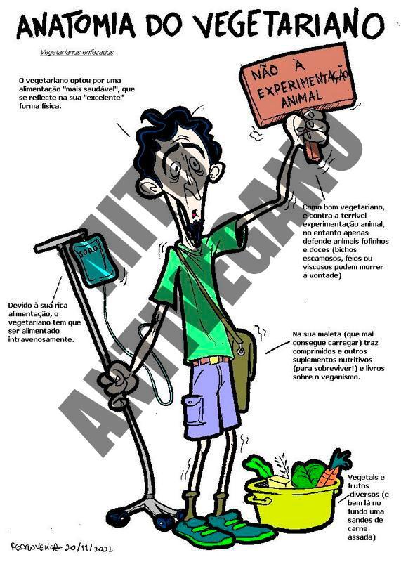 Deficiência de nutrientes, um mito antivegano
