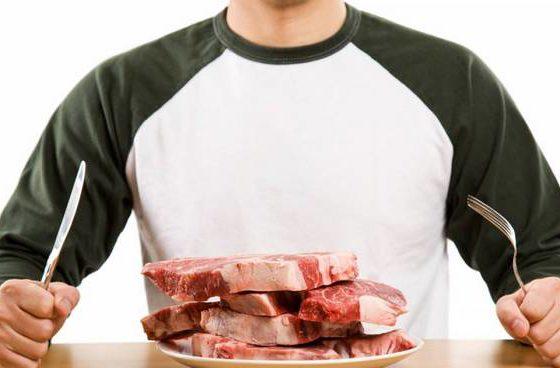 """Resposta à provocação """"Para cada pedaço de carne que você não comer, eu vou comer três"""""""
